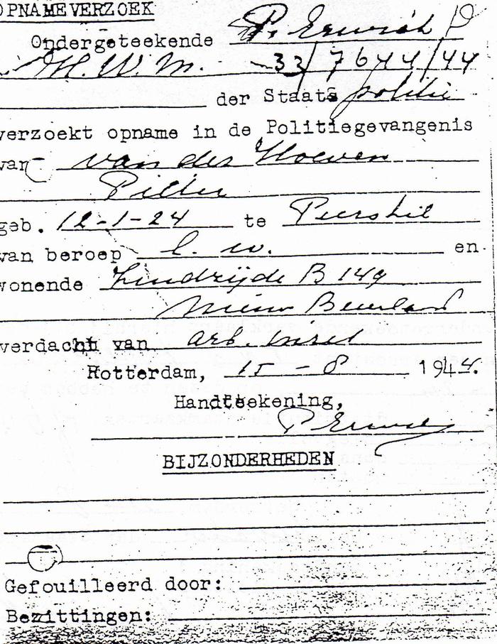 pieter-vd-hoeven-politiearchief-15aug1944