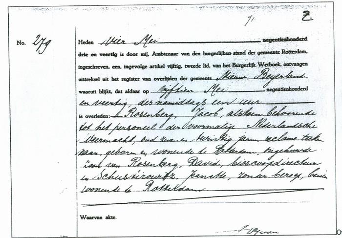 jacob-rosenberg-overlijdensacte