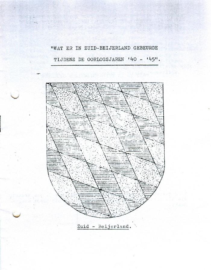 zuidbeijerland-voorpagina
