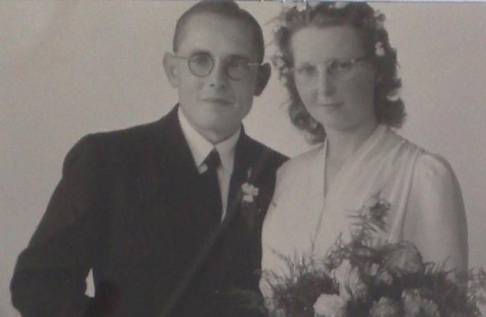 aartje-biesheuvel-huwelijksfoto-1946