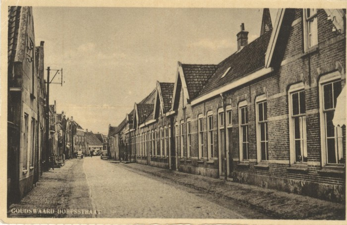 dorpsstraat-goudswaard
