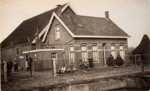 De boerderij van Klaas van Bergeijk