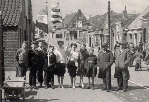 piershil-foto-voorstraat-1950