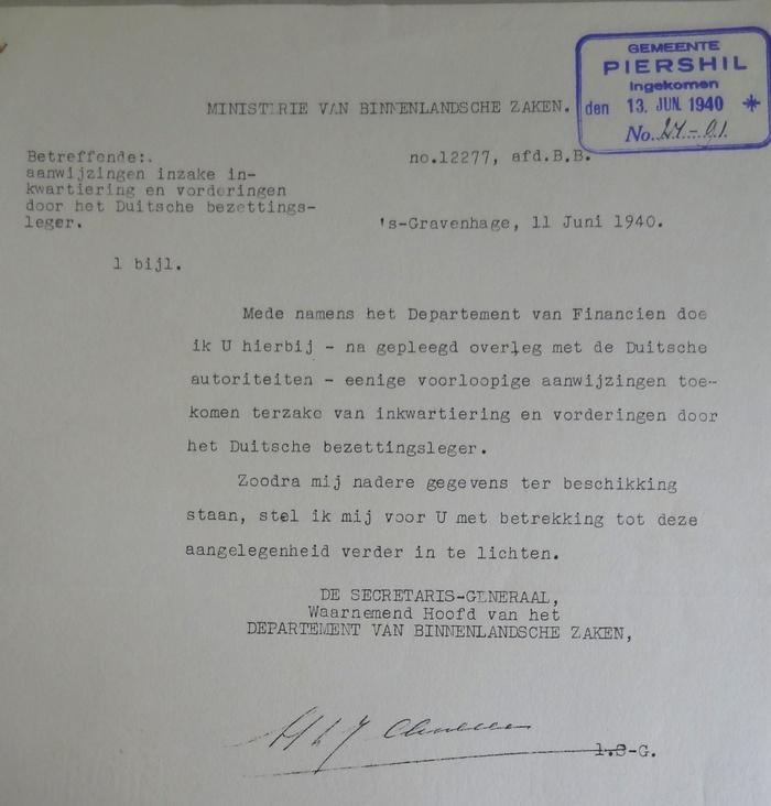 piershil-wo2-inkwartieringsvergoedingen-1940-07