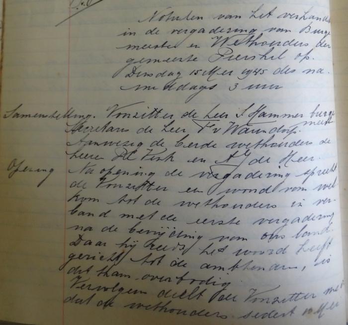 piershil-wo2-notulen-mei-juni-1945-01