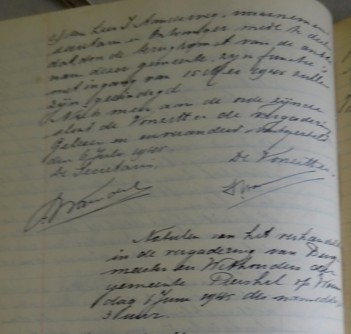 piershil-wo2-notulen-mei-juni-1945-03