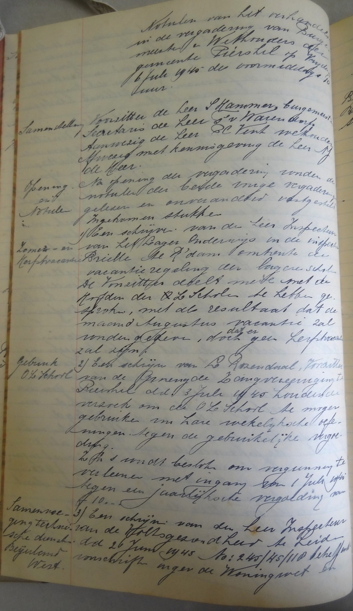 piershil-wo2-notulen-mei-juni-1945-05