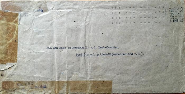 huibert-vander-hoek-envelop-1946-01