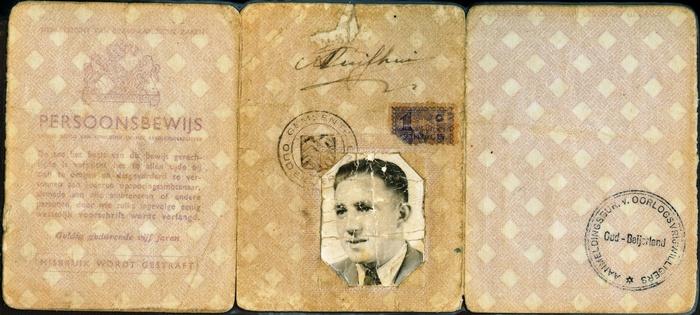 oud-beijerland-persoonsbewijs-arie-duifhuizen-voor