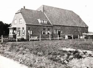 Onderduikadres: de boerderij van Sterrenberg