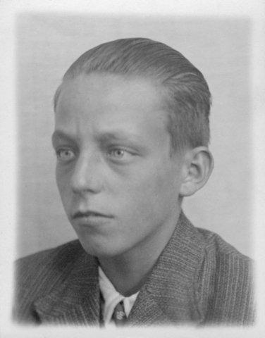 Jacob Cornelis (Jaap) Lips, geboren op 25 juni 1926