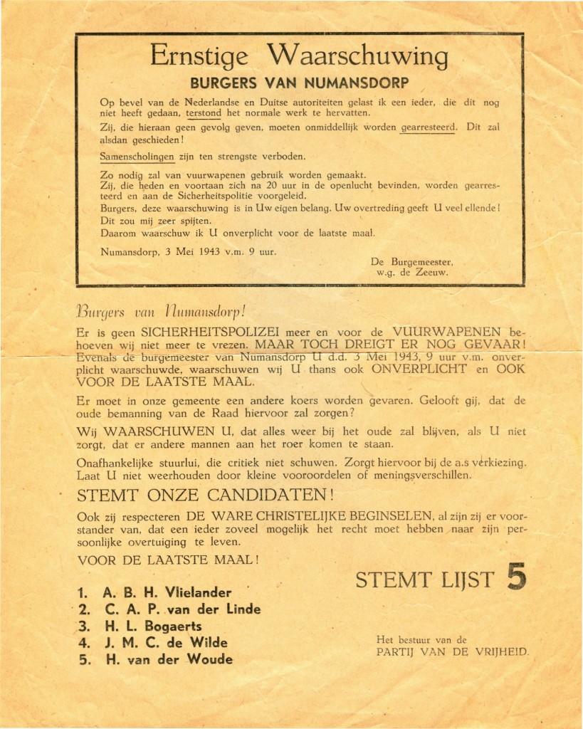 pamflet-wo2-ernstige-waarschuwing