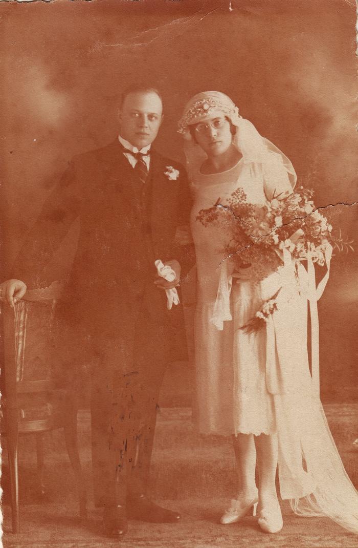 trouwfoto-1928-henk-anna
