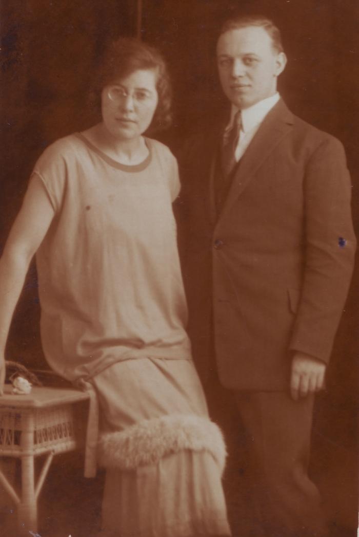 verlovingsfoto-1925-henk-anna